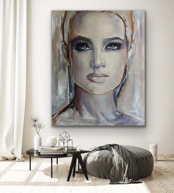 'Grace' €4400 | Verkocht aan een verzamelaar in Malaga, Spain